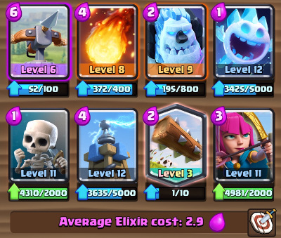 X-Bow Siege (Deck Guide) - ClashRoyaleMeta